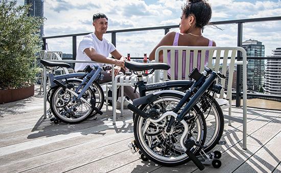 Brompton Bikes - lifestyle category image